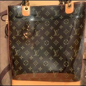 Louis Vuitton Ambre Cabas MM Limited Edition Tote